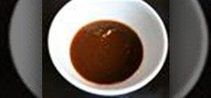 Make a BBQ-glaze