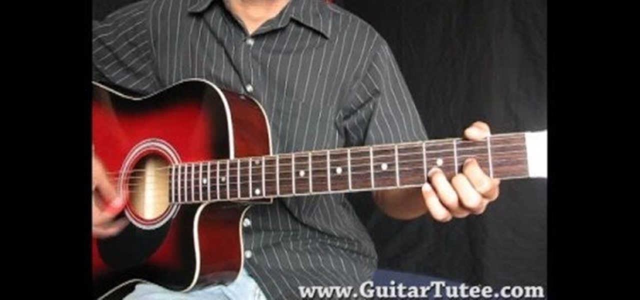 How To Play If I Were A Boy By Beyonc Knowles On Guitar