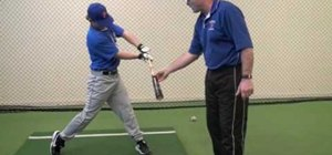 Hit a baseball the right way
