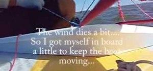 Sail a sunfish
