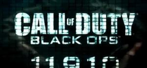Black Ops - Teaser Trailer