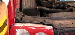 How To Replace Headlight Bulb On Pontiac G6 171 Auto