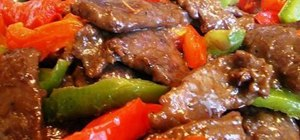 Make Filipino-style stir fried beef