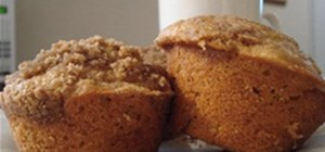 Bake Apple Crunch Muffins