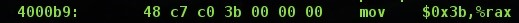 Writing 64-Bit Shellcode - Part 2 (Removing Null-Bytes)
