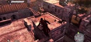 Find / kill Templar agent 'Lanz' the Footpad in Assassin's Creed: Brotherhood