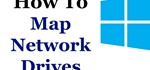 How to Map Network Drives in Microsoft Windows 7