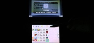 Download games and rewards through the Ambassador Program on the Nintendo 3DS