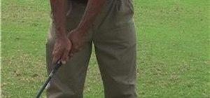 Correct a golf slice