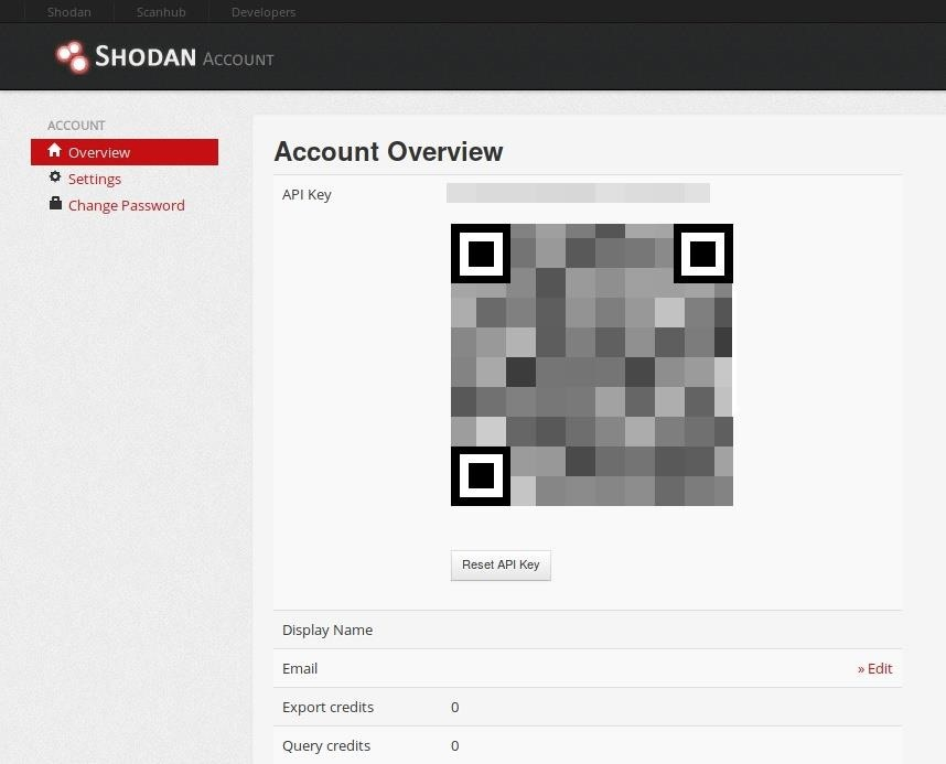 How to Use the Shodan API with Python to Automate Web Scanning