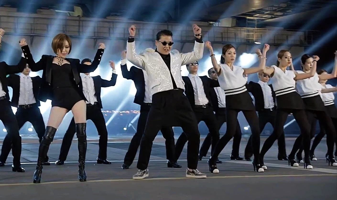How to Do the Gentleman Dance Moves from PSY's Newest K-Pop Music Video