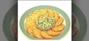 Make an artichoke dip