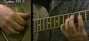"Play ""Canned Heat Blues"" by Tommy Johnson on guitar"