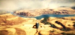 Do the grapple barrier glitch in the Just Cause 2 demo