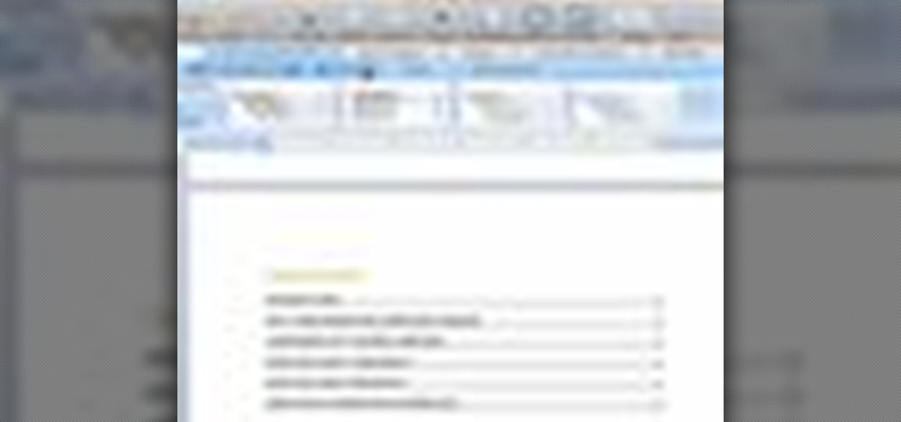 add table of contents to pdf acrobat pro