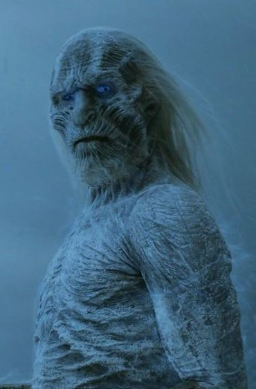 How to Become a Game of Thrones White Walker This Halloween