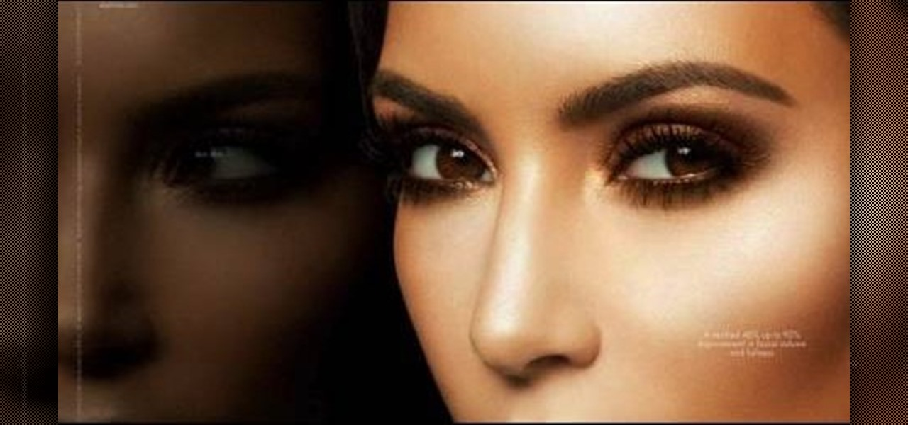 How To Create A Bronzy Smokey Eye Inspired By Kim