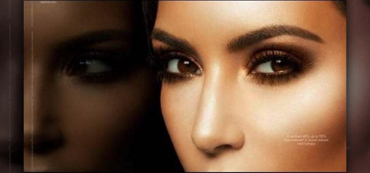 How To Create A Bronzy Smokey Eye Inspired By Kim Kardashian 171 Makeup Wonderhowto