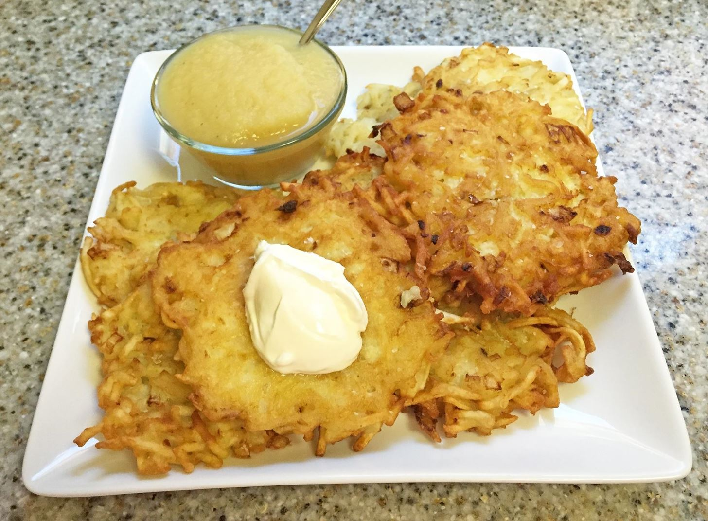 The Secret to Making the World's Easiest Latkes