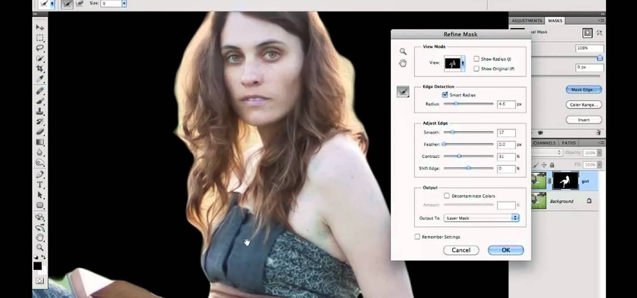 How to Remove a Person from a Photo Using Photoshop