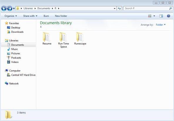 How to Keep Your Computer Organized in Windows 7