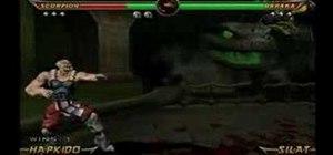 Play Morkat Kombat Armageddon on the Wii