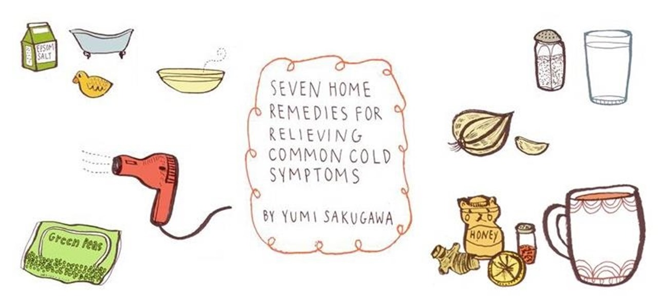 7 Home Remedies for Relieving Common Cold Symptoms