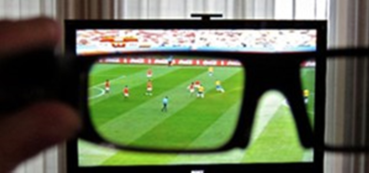 World Cup in 3D  Home 3D LCD review. « World Cup    WonderHowTo 11f861b5e8cff