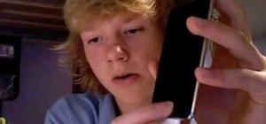 Reboot an iPod Touch 2G after shutdown