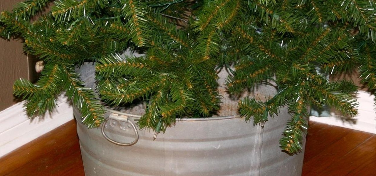 Get a $5 Christmas Tree (And How to Take Care of It)