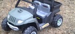 How to Modify Power Wheels and Save Money