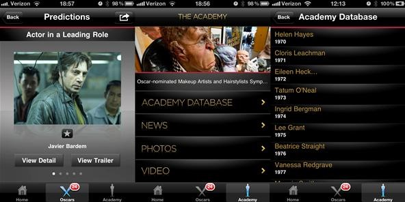 How to Make Your Oscar Night Interactive with 2 Apps for Your iPhone