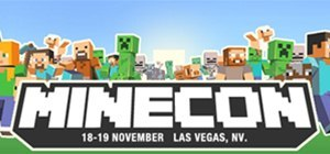 Minecraft World Will Be at Minecon!