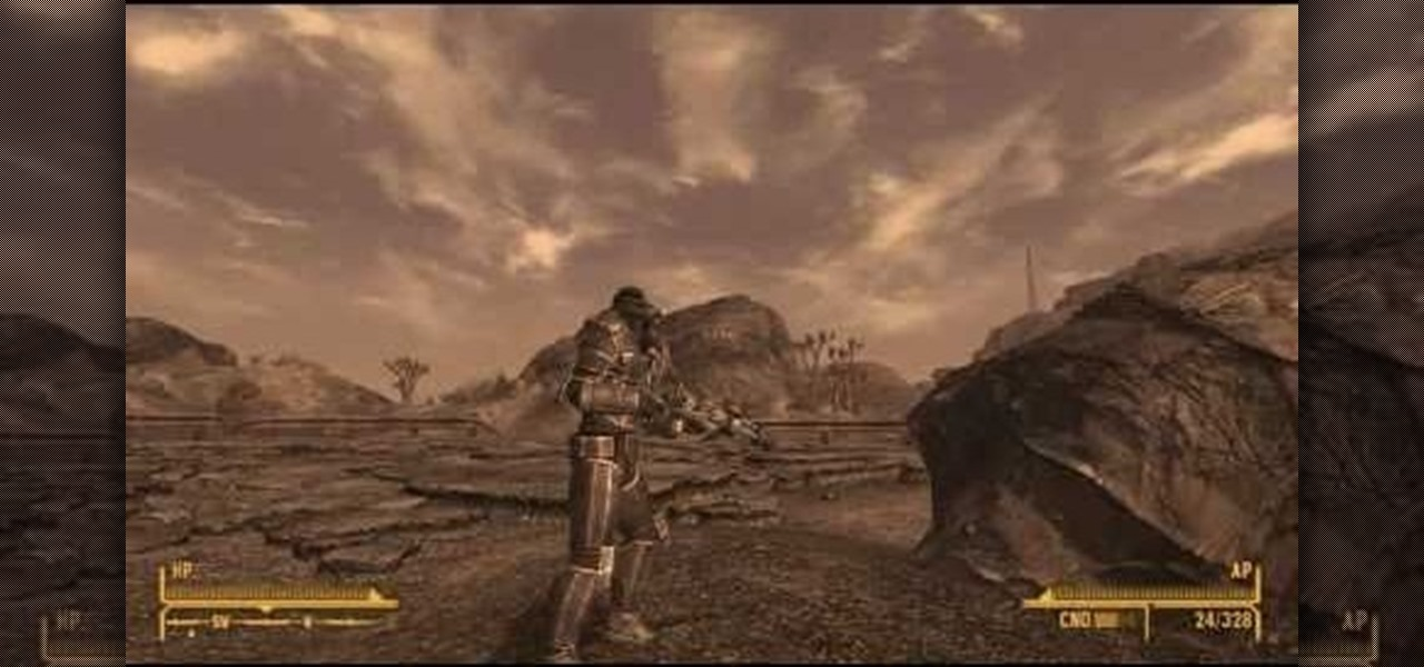 How To Find The Enclave Remnant Power Armor In Fallout New Vegas 171 Xbox 360