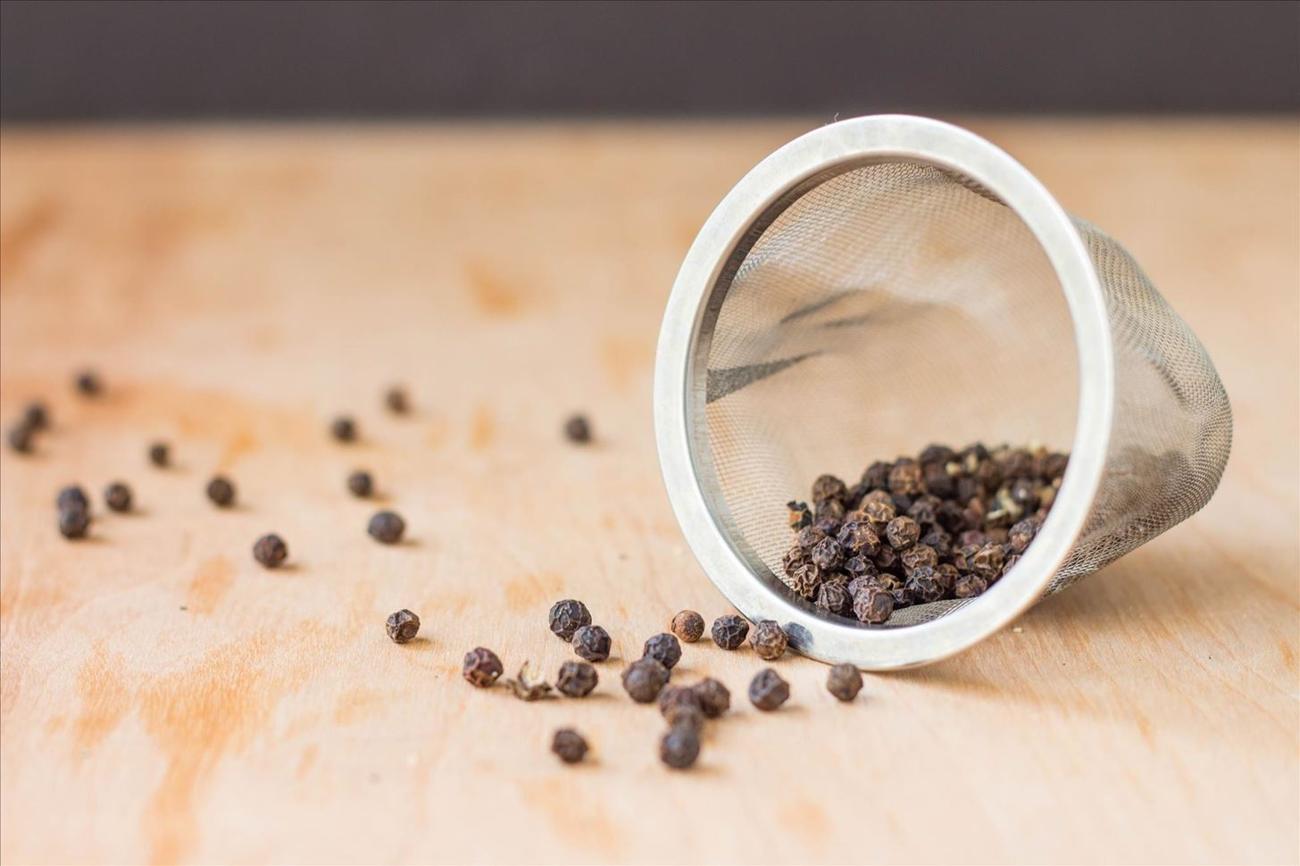 Black Peppercorns Make a Surprisingly Delicious Tea