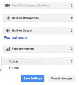 How to Stream Concert Quality Audio with the New Studio Mode in Google+ Hangouts