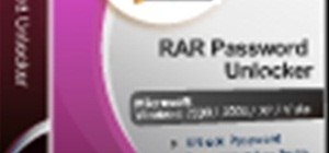 Solve your rar password recovery problem