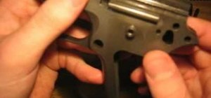 Disassemble a Norinco 1911 Commander pistol