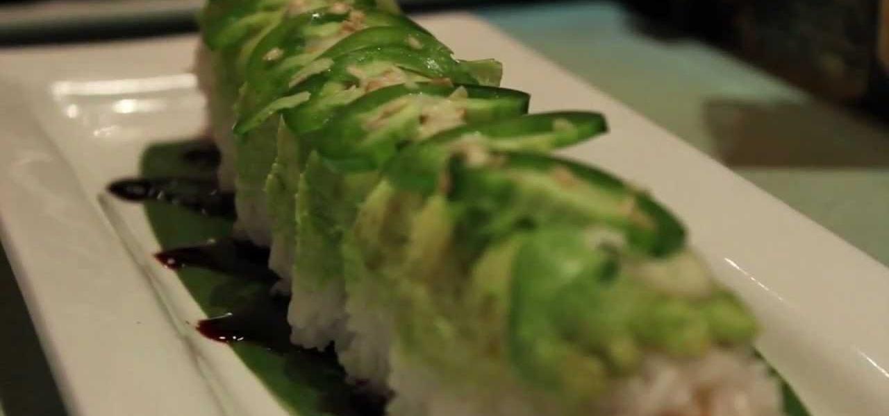 Make a Sushi Roll