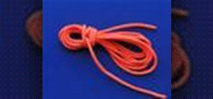 Coil an unnattached rope