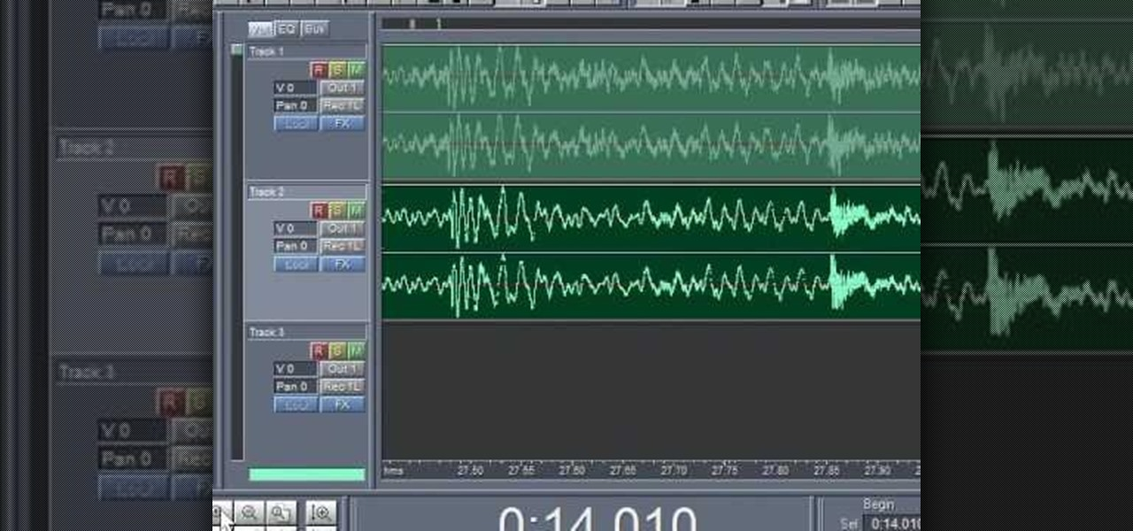 How to Use inversion to create an acapella in Audition « Software
