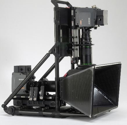 Is this 3D rig the future of American filmmaking?