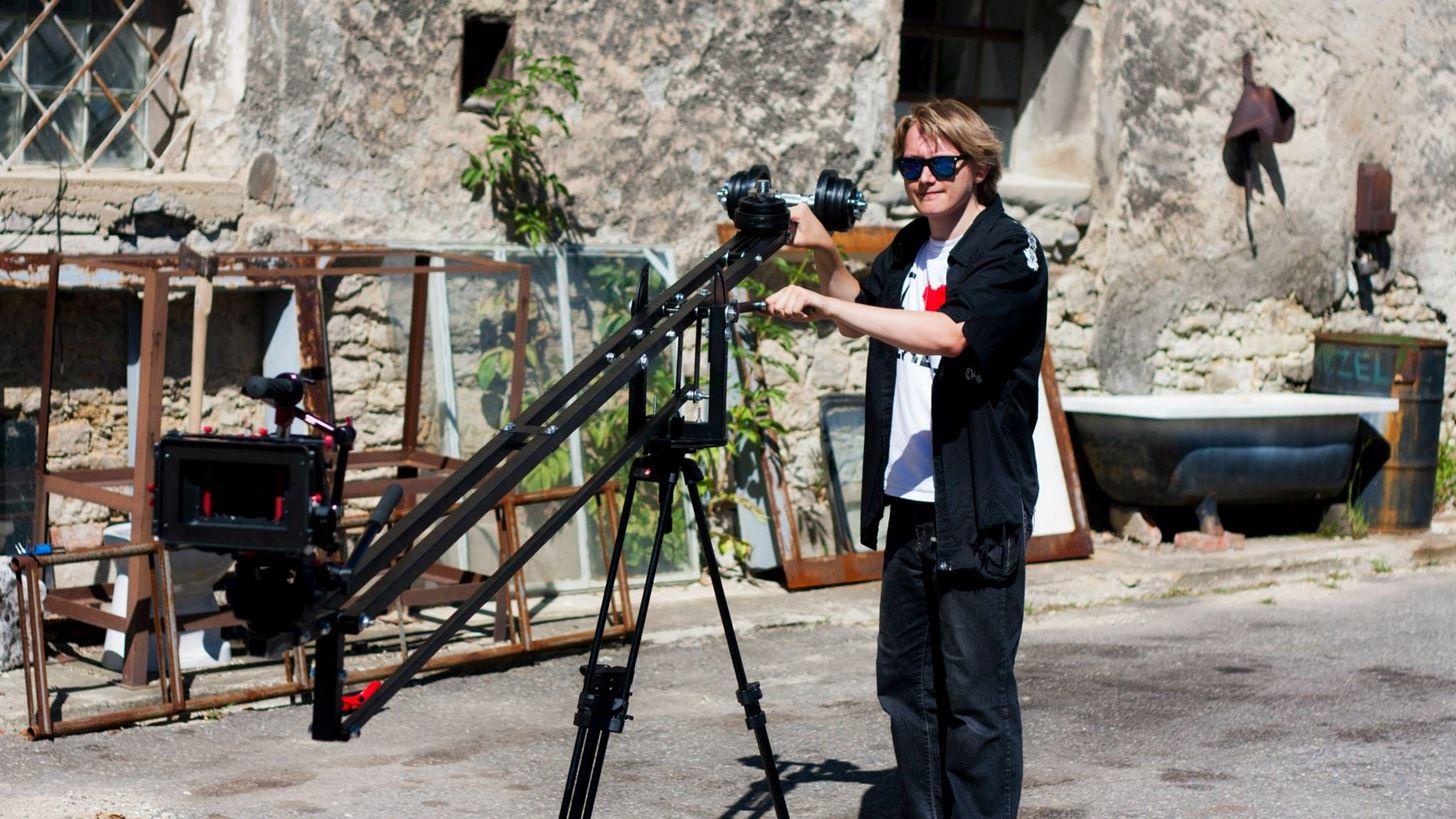 Awesome DIY Camera Crane