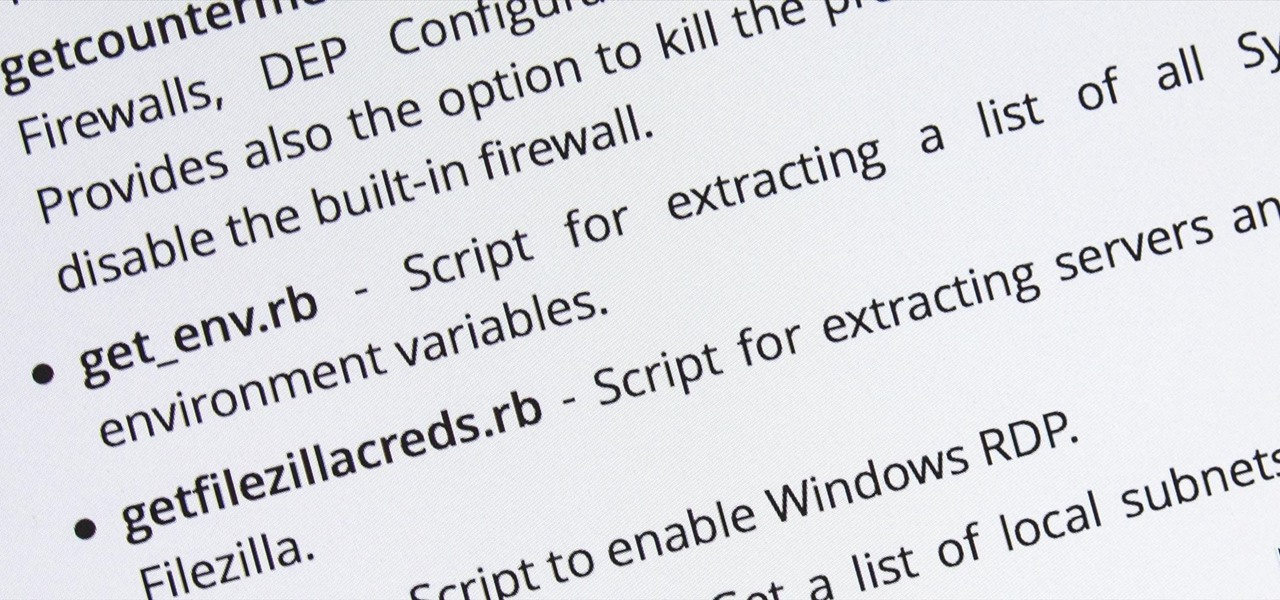 Hack Like A Pro The Ultimate List Of Hacking Scripts For