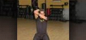Do triceps extension exercises for seniors