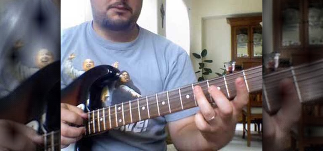 How To Play Crazy Train By Ozzy Osbourne On Guitar Electric