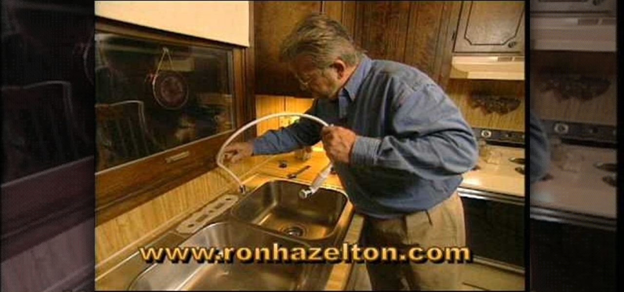 How Do You Replace A Gasket Under Kitchen Sink