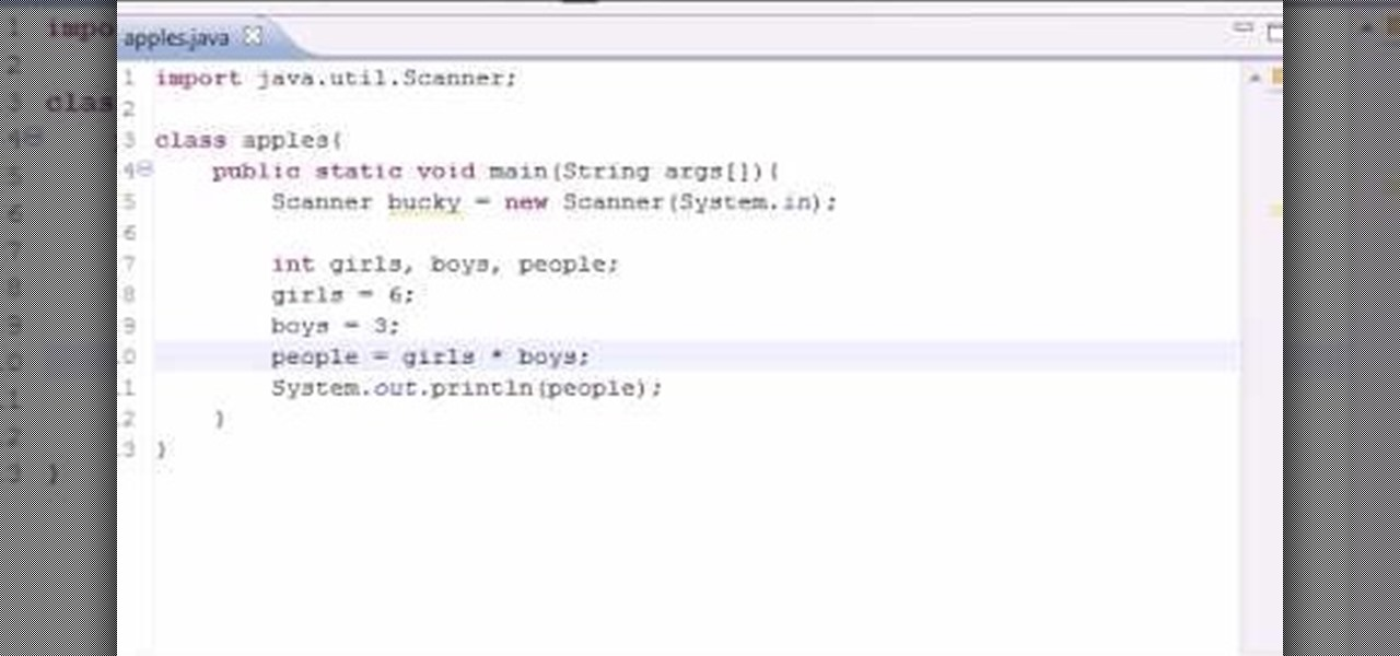 How To Use Basic Math Operators When Programming In Java