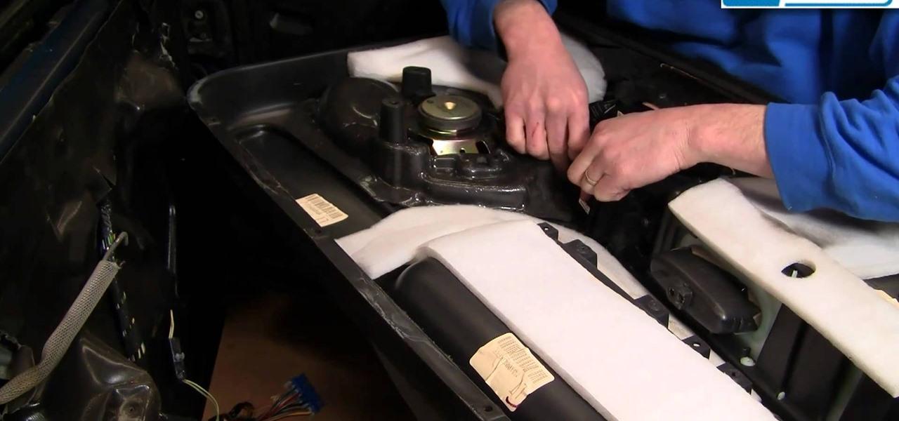 Replace Master Power Window Switch Dodge Intrepid X on Dodge Window Regulator Repair