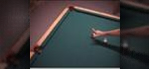 Visualize the 90 degree rule in pool